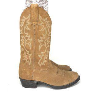 Ariat Mens Heritage 34713 Cowboy Boot Shoes SZ 7.5